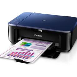 Máy in phun màu đa chức năng Canon E560