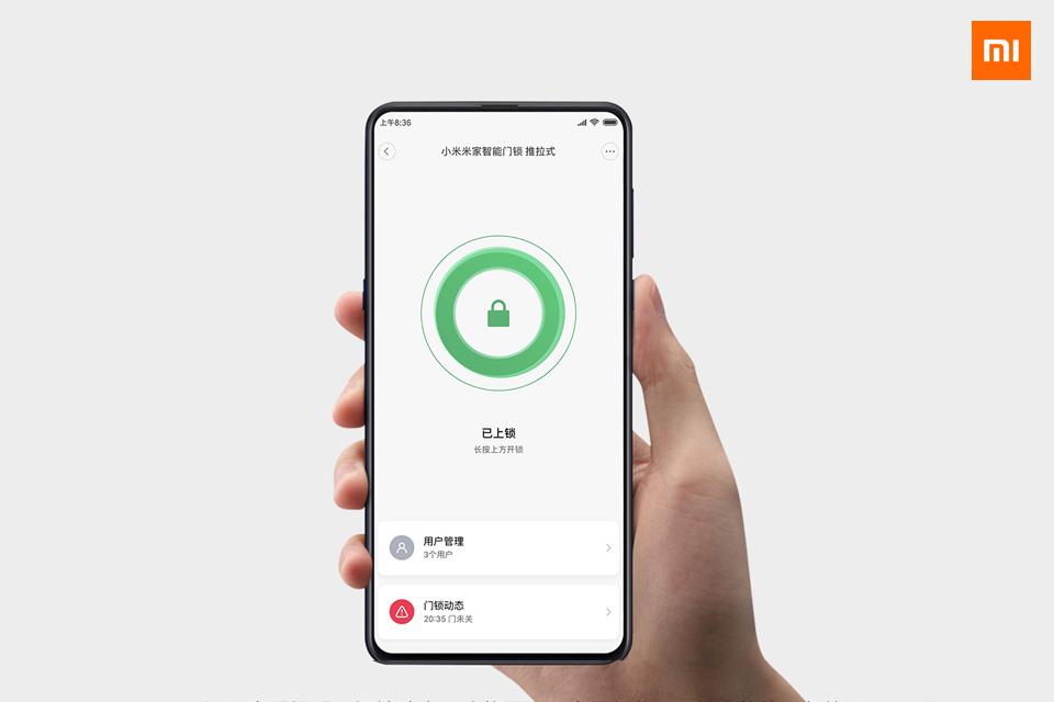 Khoá cửa thông minh Xiaomi Mijia chính hãng giá rẻ