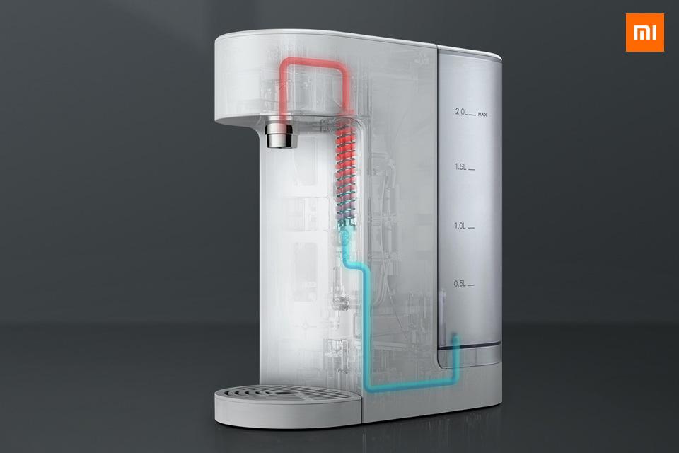 Vòi nước để bàn Yunmi 2L chính hãng xiaomi