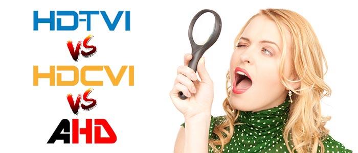 Sự khác nhau giữa TVU CVI và AHD