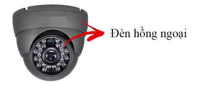 Camera quan sát có thể nhìn thấy bao xa vào ban đêm