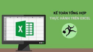 Ứng dụng kế toán trong Excel
