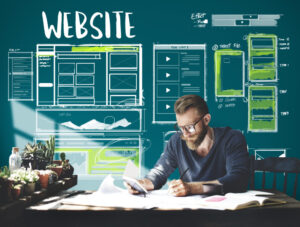 tăng hiện diện website