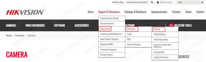 Cách khôi phục camera Hikvision bằng TFTP
