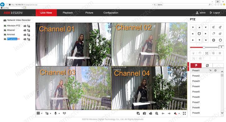 Kênh 0 trên Đầu ghi Hikvision (DVR và NVR) là gì?