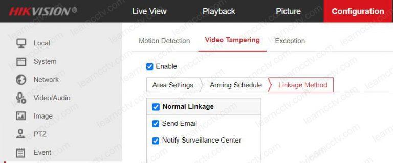 Camera Hikvision: Cách định cấu hình giả mạo video
