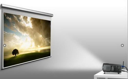các loại màn hình máy chiếu